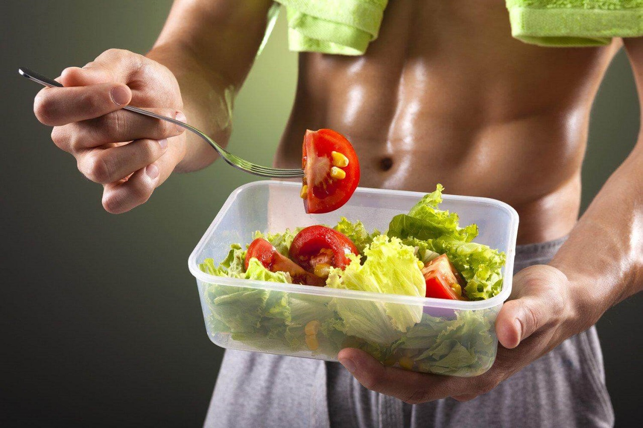 Здоровое питание для Похудения. Питание для набора массы