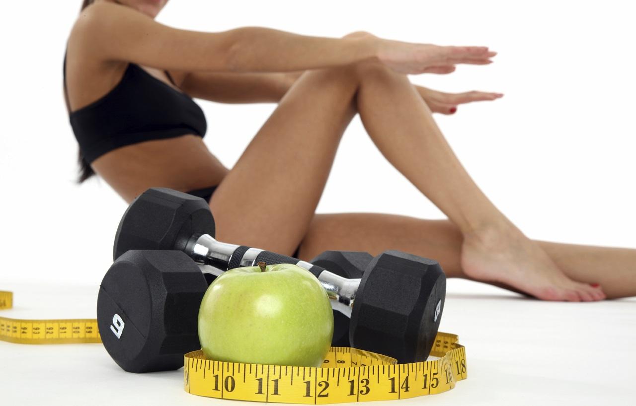 Как похудеть в ногах в тренажерном зале девушке программа