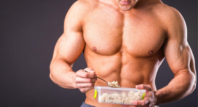 Диета для набора мышечной массы: составляем рацион