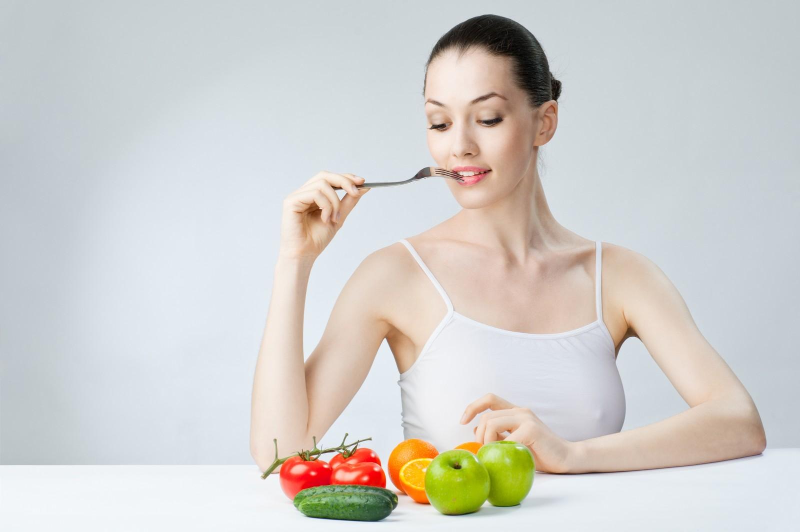 Похудеть в лице питание