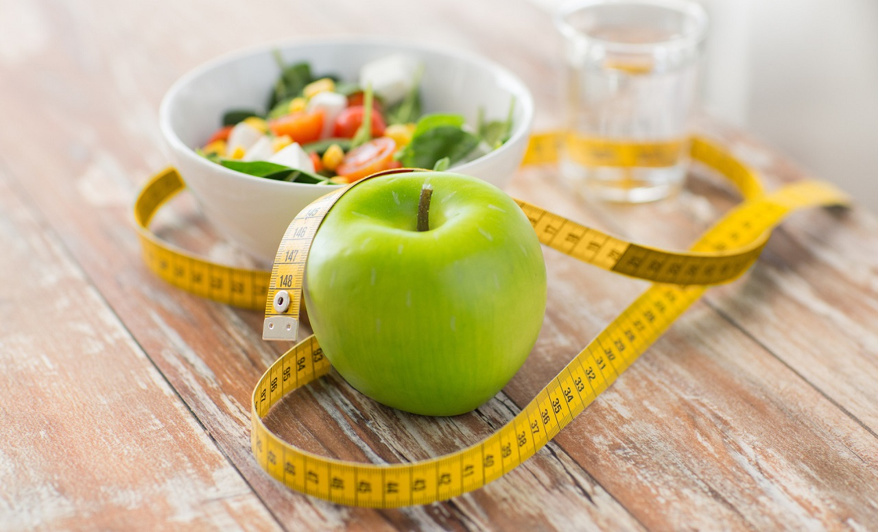 Рацион питания для похудения