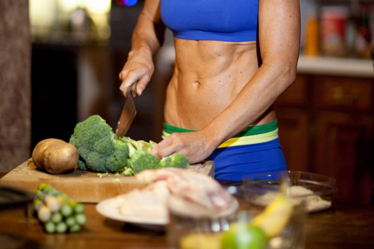 Спорт на белковой диете