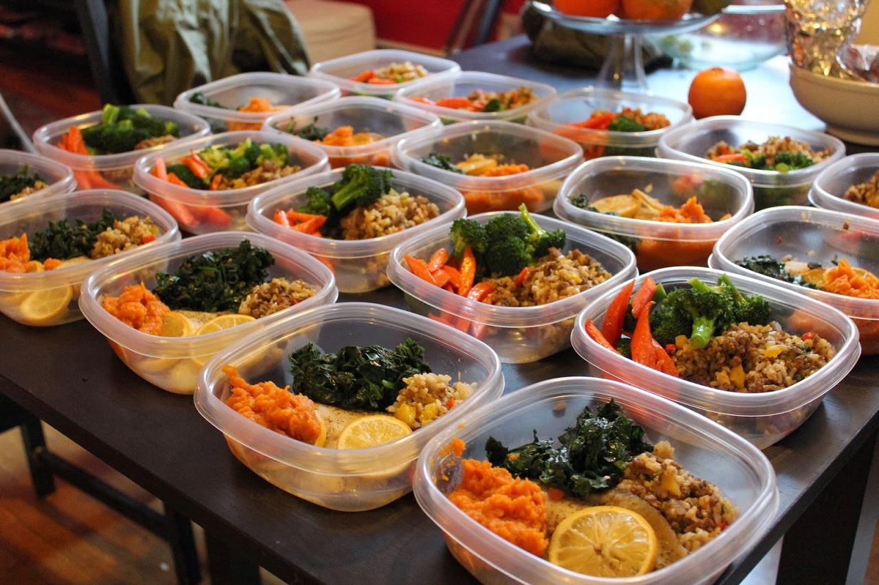 Варианты обедов при правильном питании