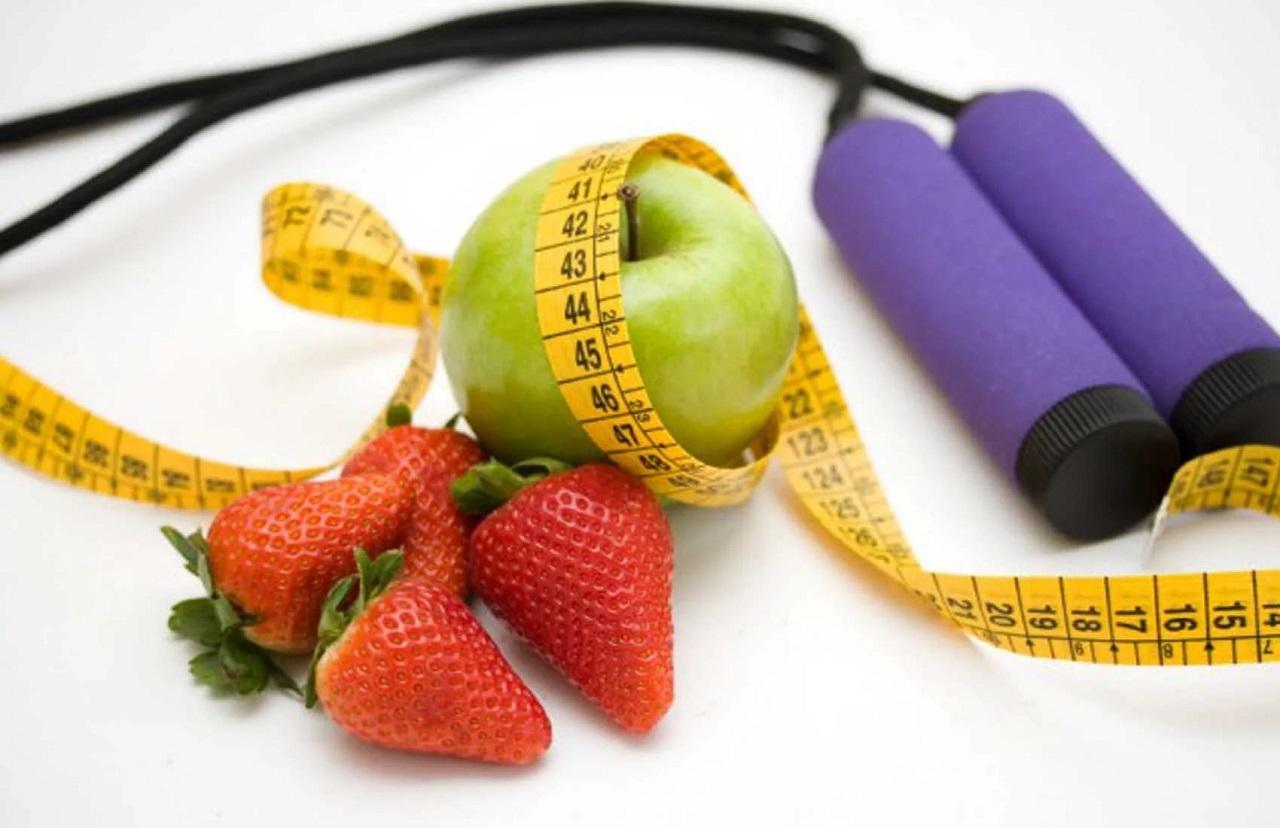 о спорте и правильном питании