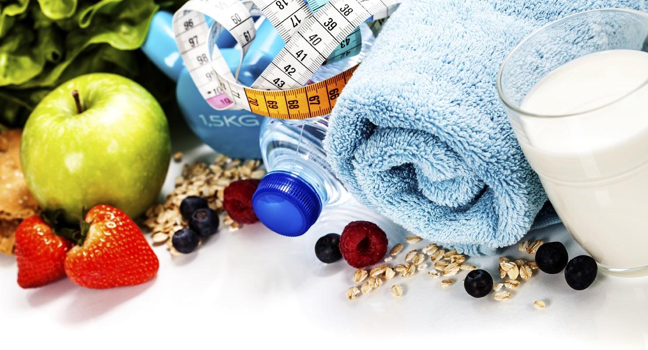 здоровье спорт питание