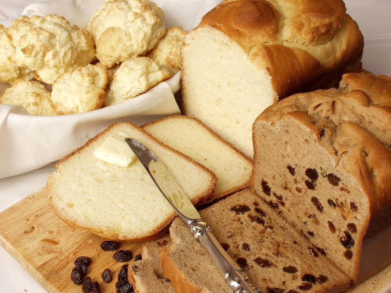 Хлеб при пп