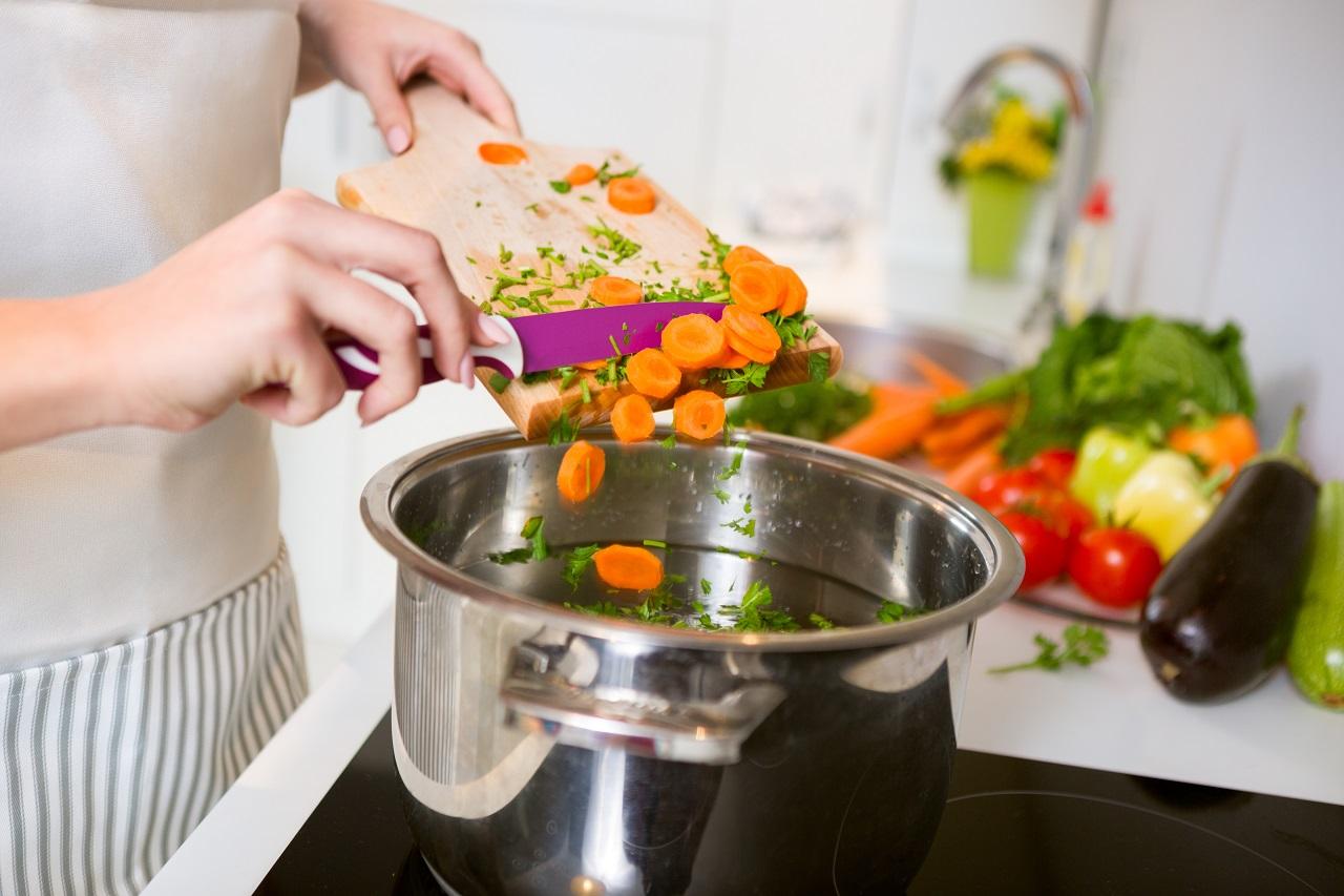 Как готовить полезные блюда