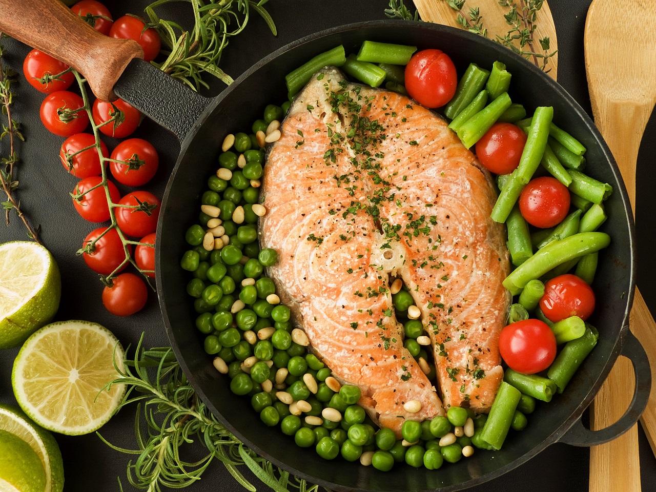Ужин при правильном питании