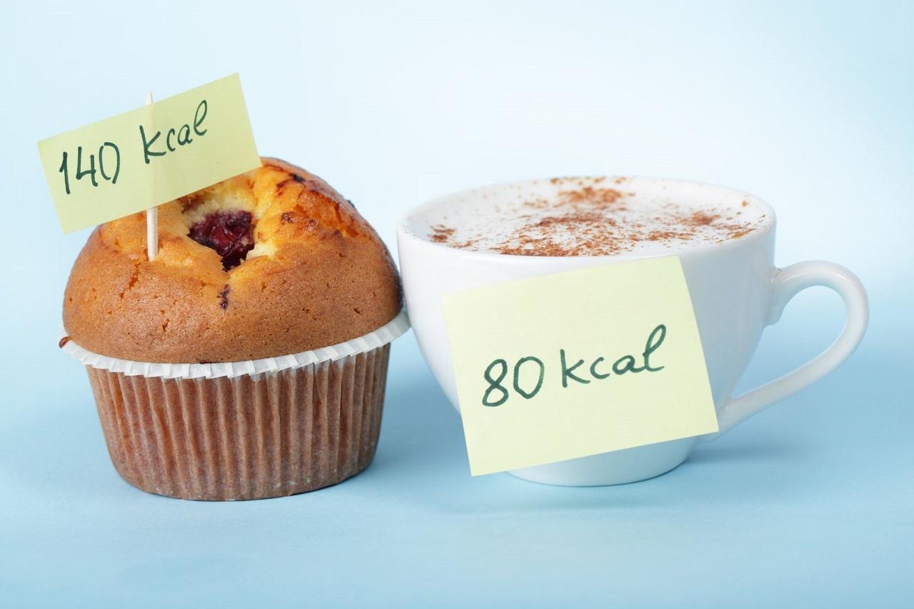 Питание с подсчетом калорий