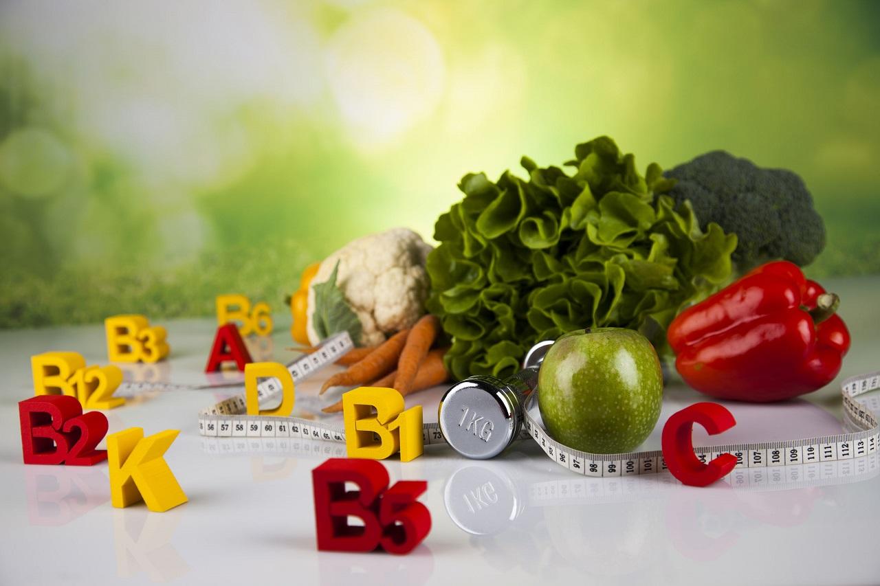 Витамины на диете