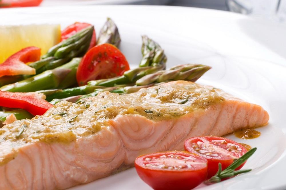 рыба здорового питания