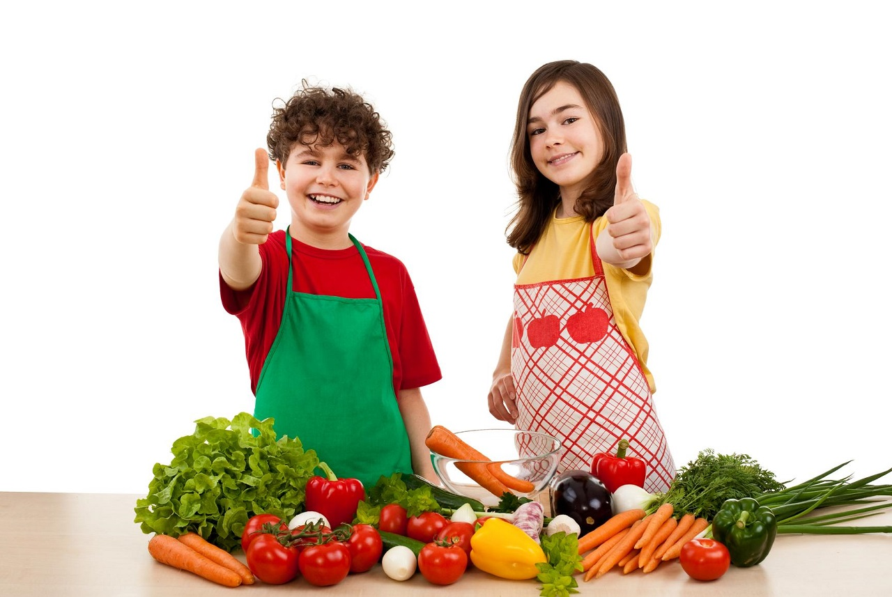 Правильное питание для школьников