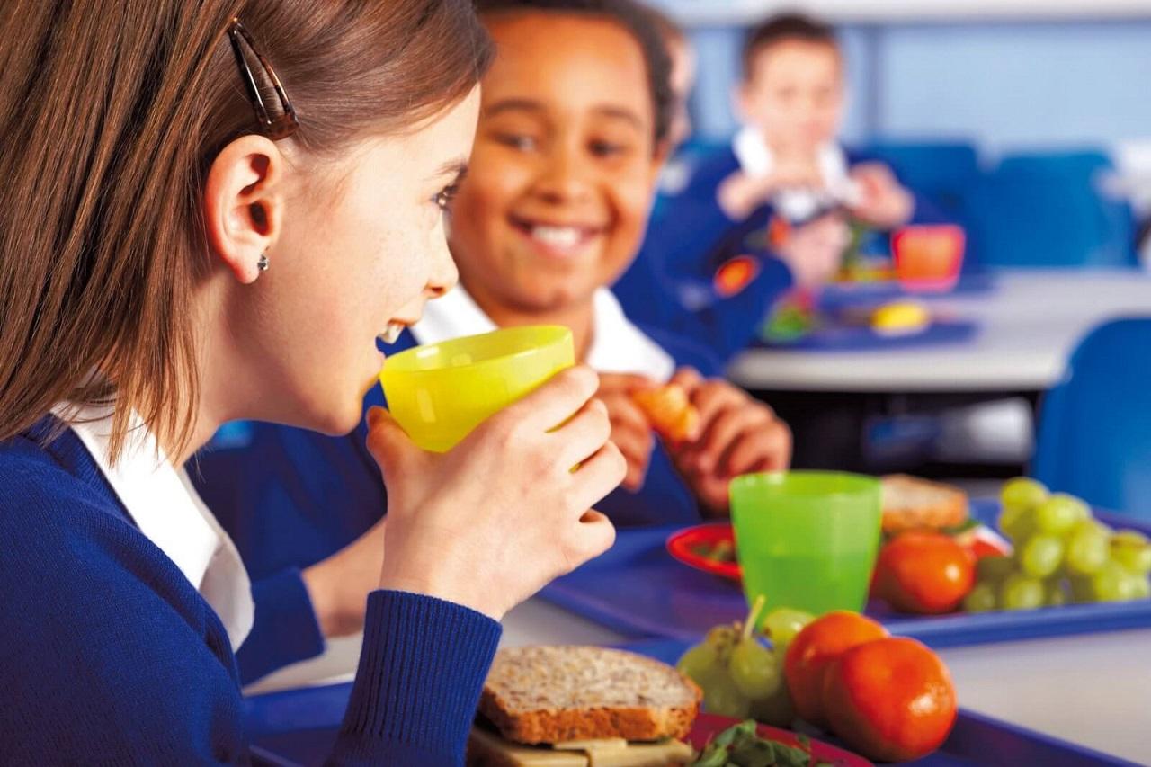 Правила здорового питания для школьников