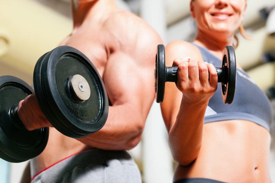 Программа для набора мышечной массы