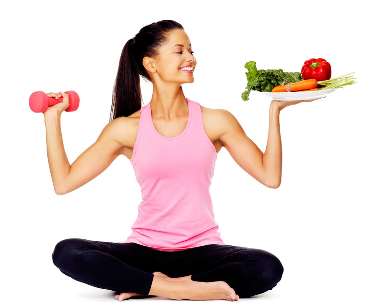 Похудения без упражнений