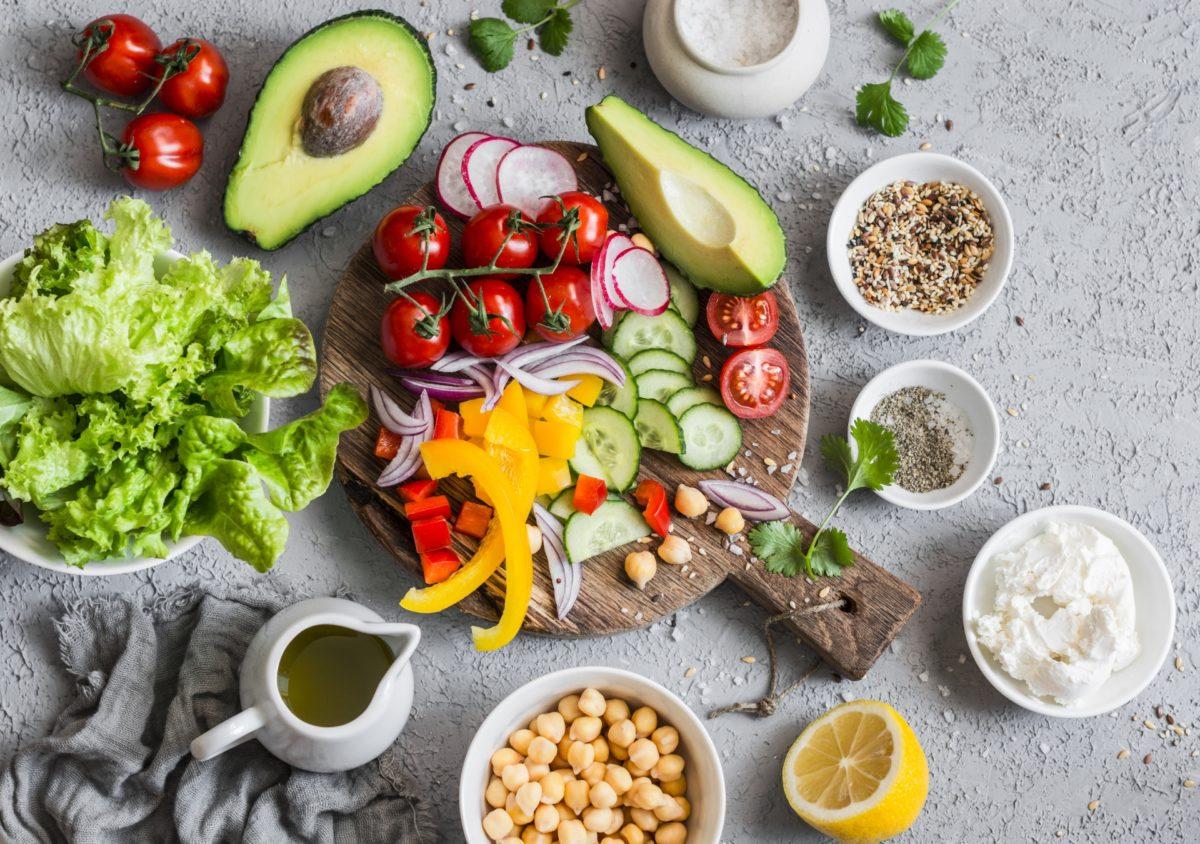 продукты на диете