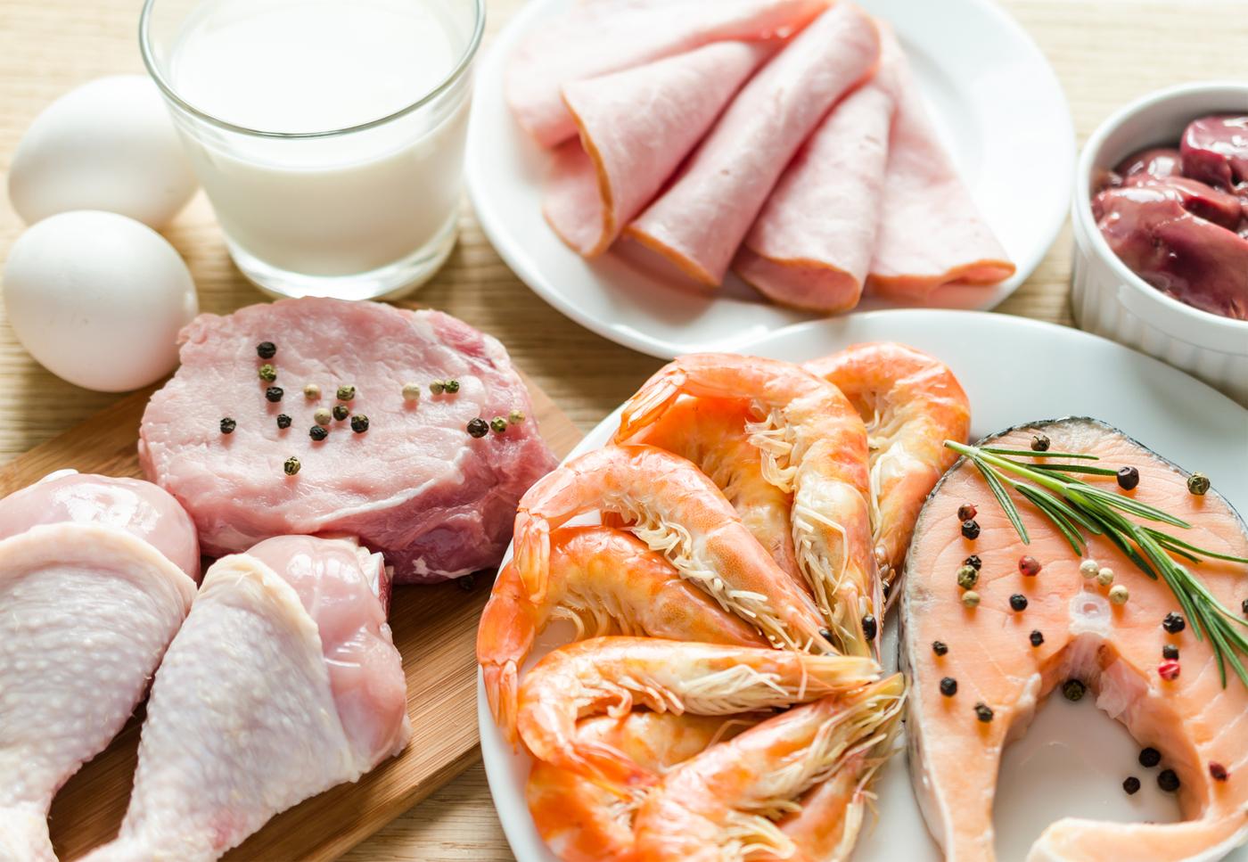 Что такое белковая диета