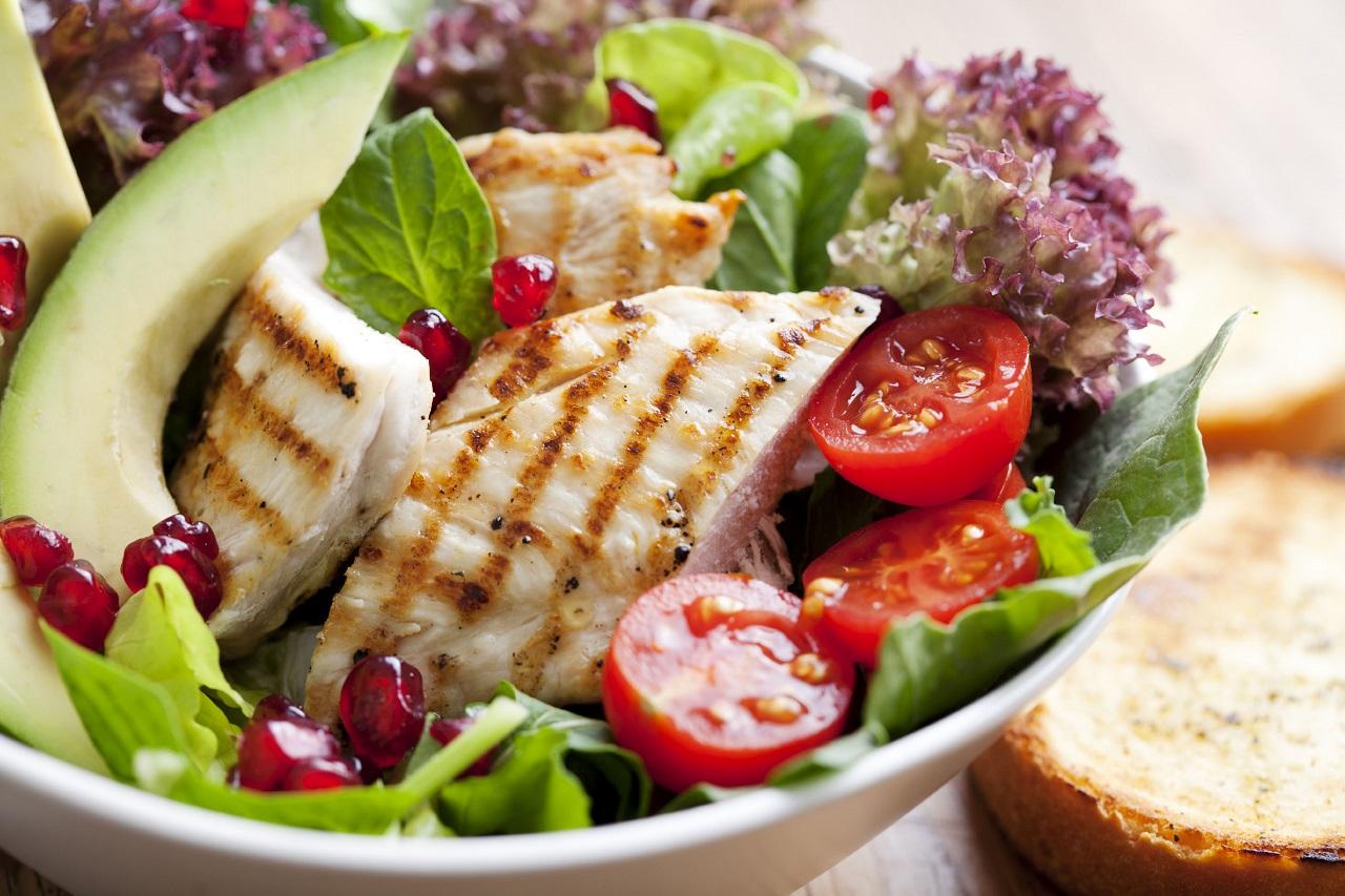 Фитнес питание на неделю