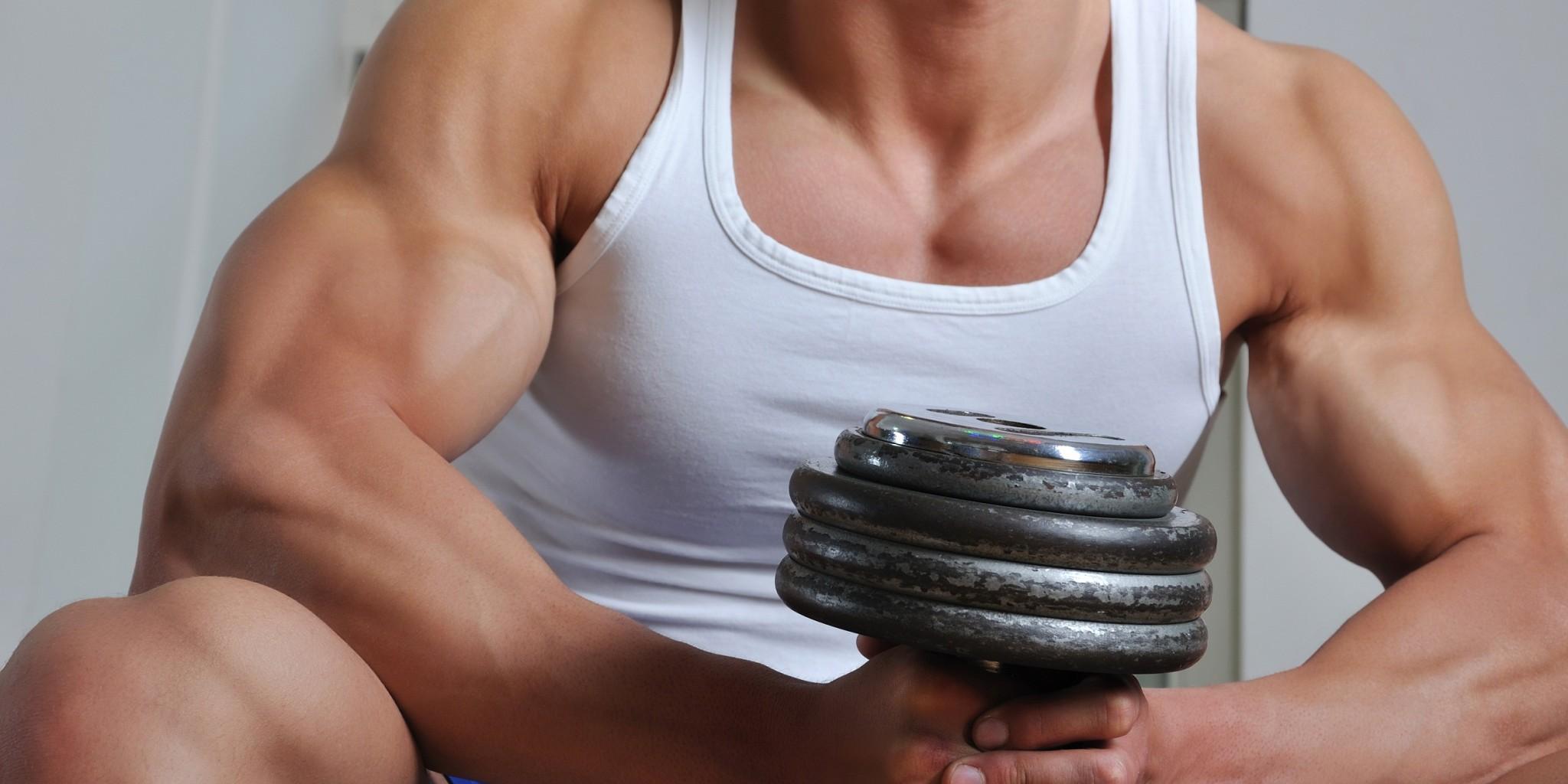 БЖУ для набора мышечной массы мужчине