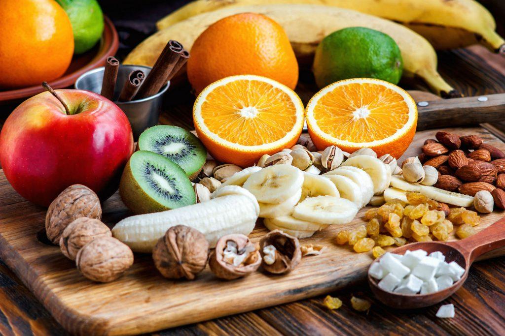 проект здоровая еда
