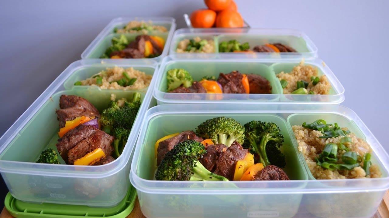 Правильный режим здорового питания на день