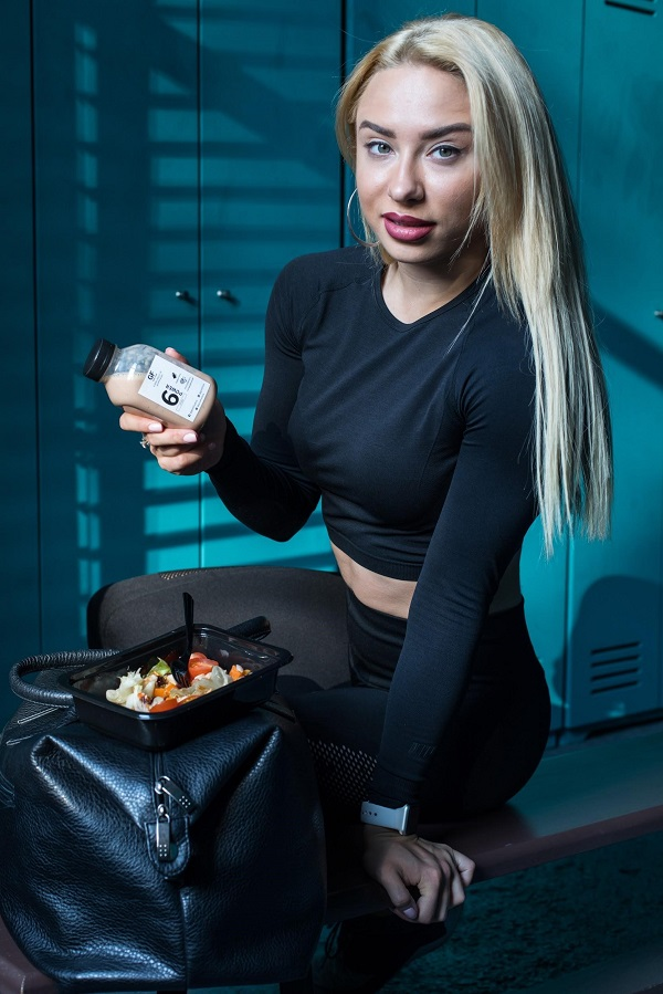 Прием пищи после тренировки